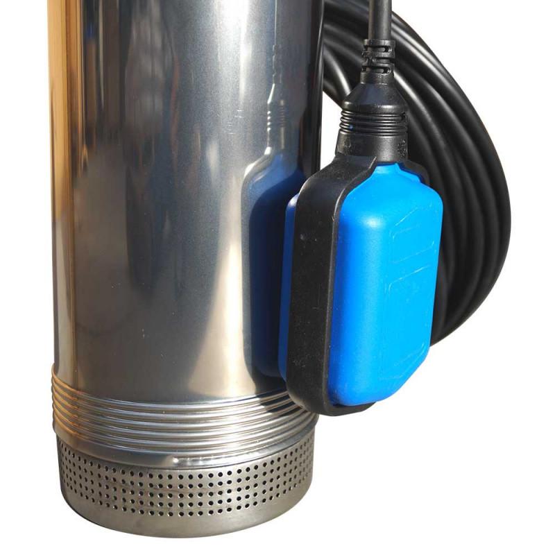 "Pompe 5"" - 230V - 1.2kW avec flotteur"
