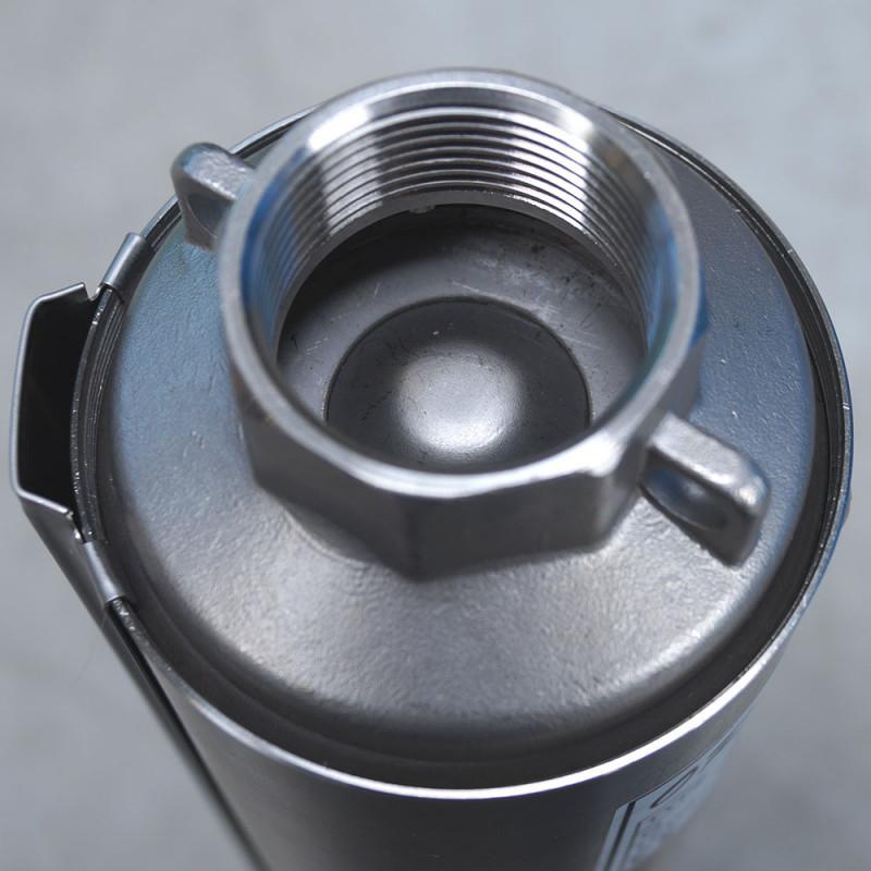 """Corps de pompe 4"""" pour moteur 1.1Kw/1.5cv Tur. INOX"""