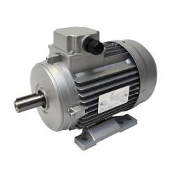 Moteur électrique triphasé 230/400V, 0.75Kw, 1000 tr/mn