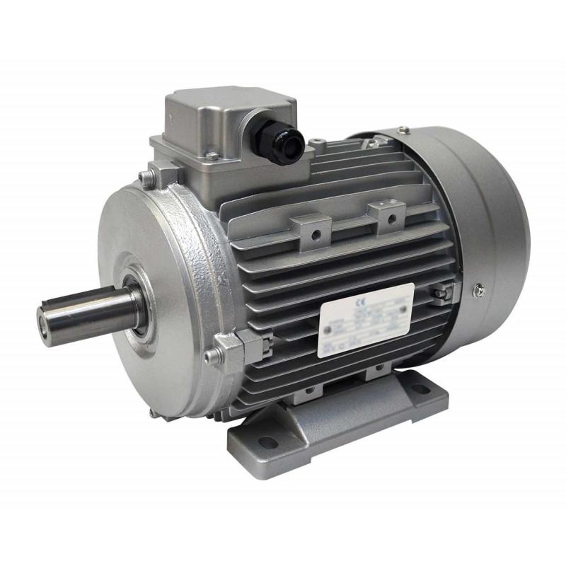 Moteur électrique 230/400V, 1.5Kw, 1000 tr/mn