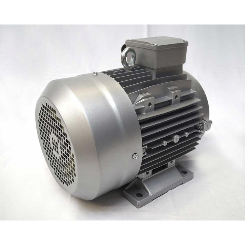 Moteur électrique 230/400V, 7.5Kw, 1000 tr/mn
