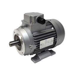 Moteur électrique 230/400V, 0.55Kw, 1000 tr/mn - B14