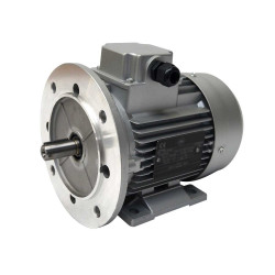 Moteur électrique 230/400V, 0.37Kw, 1000 tr/mn - B35