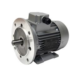 Moteur électrique triphasé 230/400V, 0.55Kw, 1000 tr/mn - B35