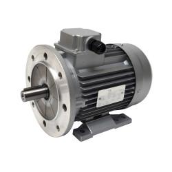 Moteur électrique 230/400V, 0.75Kw, 1000 tr/mn - B35
