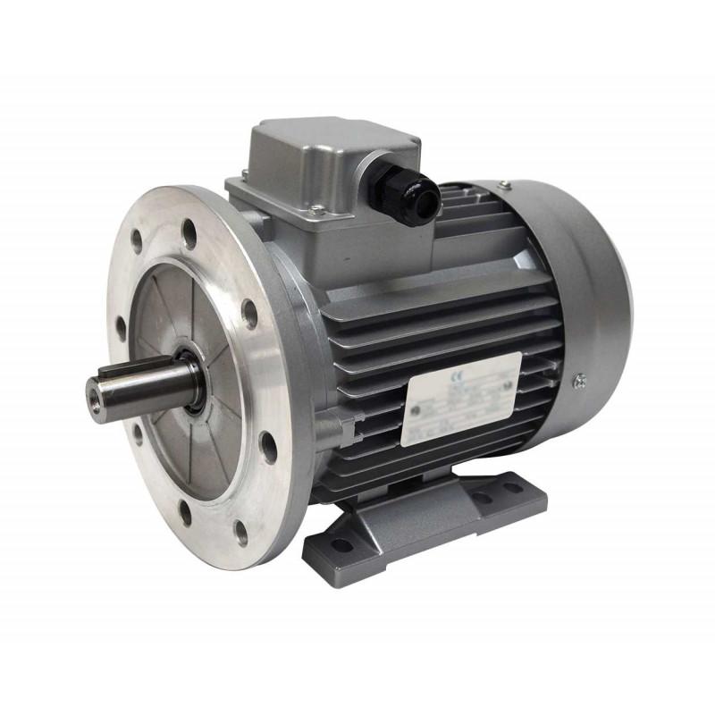 Moteur électrique 230/400V, 1.1Kw, 1000 tr/mn - B35