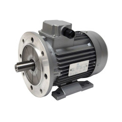 Moteur électrique 230/400V, 1.5Kw, 1000 tr/mn - B35