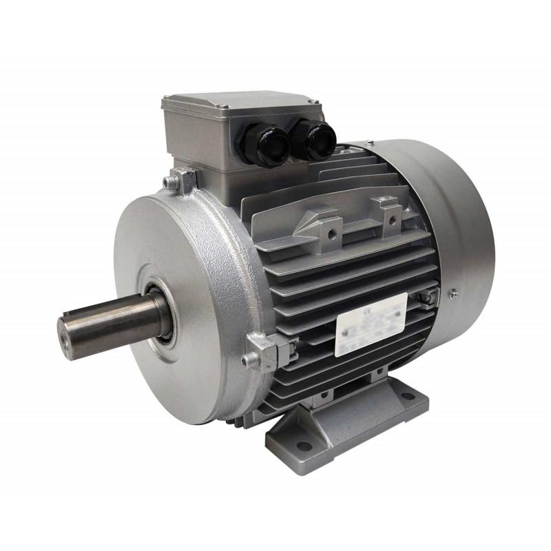 Moteur électrique 230/400V, 5.5Kw,1500 tr/min