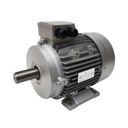 Moteur électrique 400/700V, 11Kw, 1500 tr/min