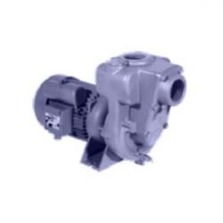 Electropompe centrifuge auto-amorçante, série monobloc à moteur électrique triphasé 230V/400V, 0.75K
