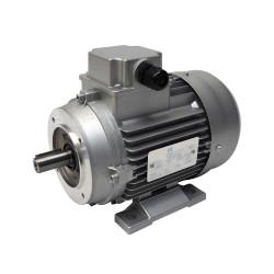 Moteur électrique 230V/400V 0.75Kw, 1500 tr/min, B14