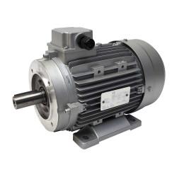 Moteur électrique triphasé 230/400V, 5.5Kw, 1500 tr/min -B14
