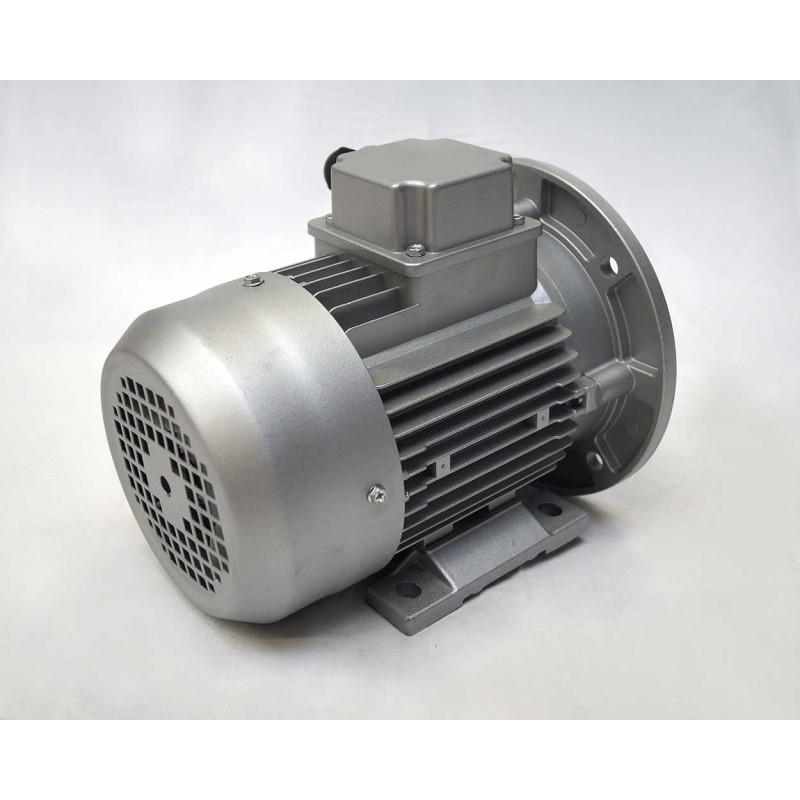 Moteur électrique 230V/400V 0.75Kw, 1500 tr/mn, B35