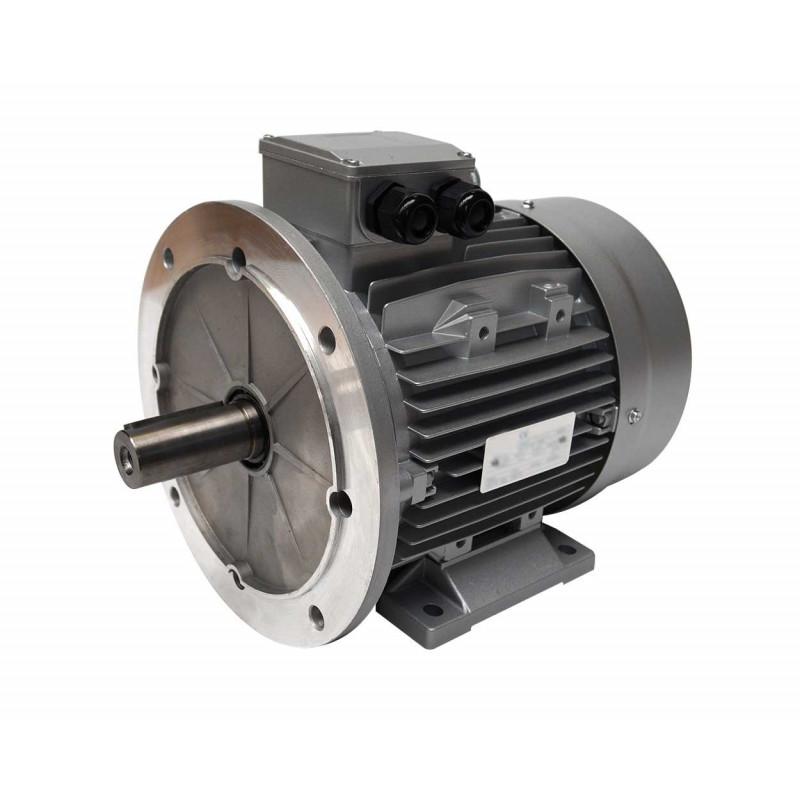 Moteur électrique 230/400V, 5.5Kw, 1500 tr/min -B35