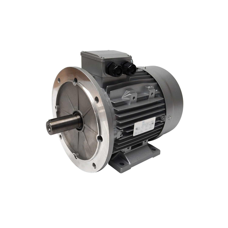 Moteur électrique 400/700V, 5.5Kw, 1500 tr/min -B35