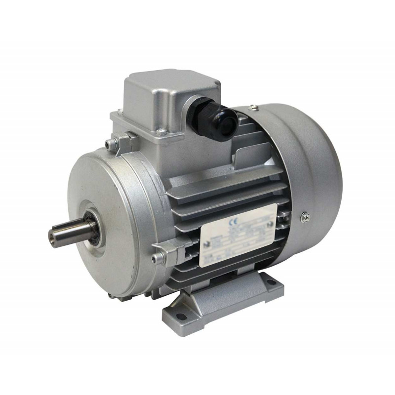 Moteur électrique 230/400V, 0.55Kw, 3000 tr/min