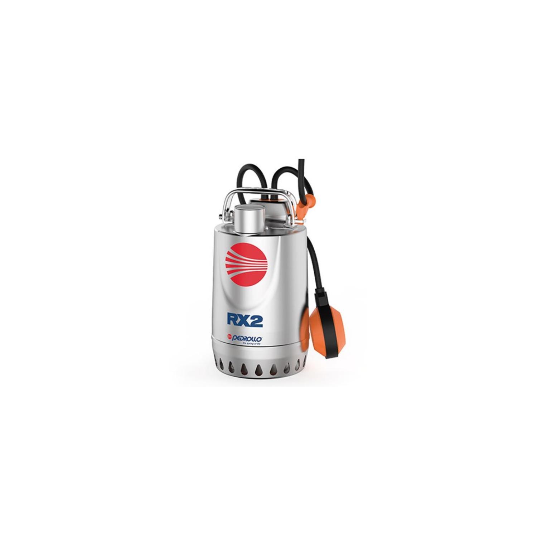 Pompe de relevage eaux pluviales Inox 0.75Kw - 280L/min