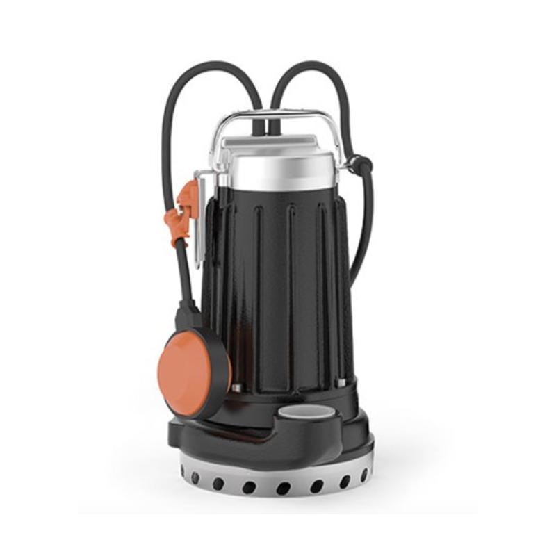 Pompe de drainage 230V -  1.1Kw - 275L/min - Fonte