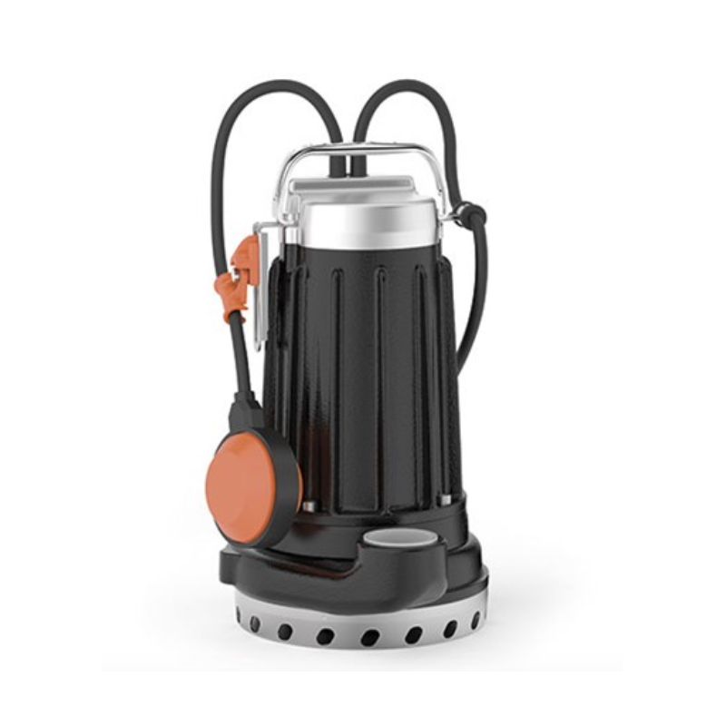 Pompe de drainage 230V -  0.55Kw - 250L/min - Fonte