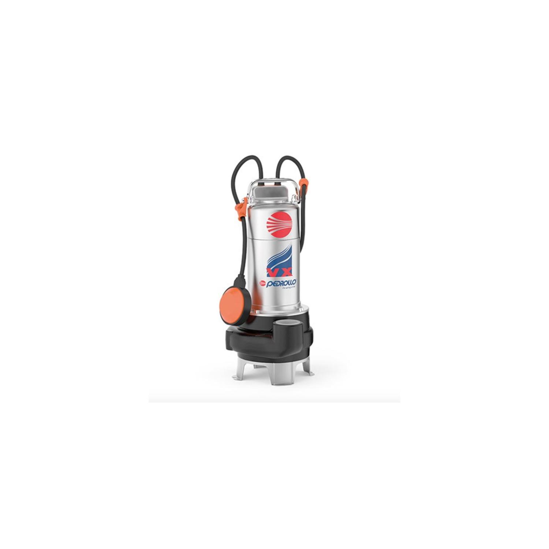Pompe eau chargée - 1.1Kw - 220V - Bi-canal