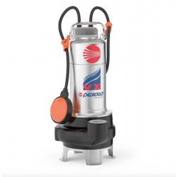 Pompe eau chargée - 1.1Kw - 380V - Vortex