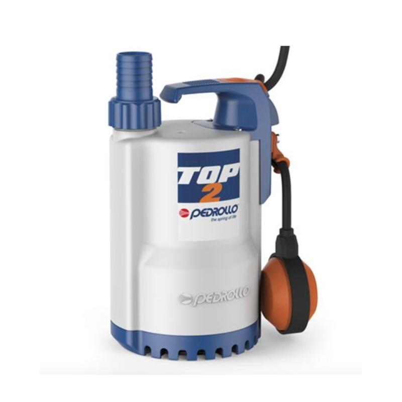 Pompe de relevage eaux pluviales 0.55Kw - 260L/min - eaux acides/salées