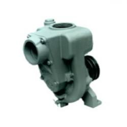 Pompe centrifuge auto-amorçante à multiplicateur de vitesse 1''3/8, 6 cannelures, 3.7Kw