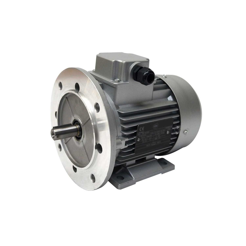 Moteur électrique 230V/400V 1.1Kw, 3000 tr/min, B35