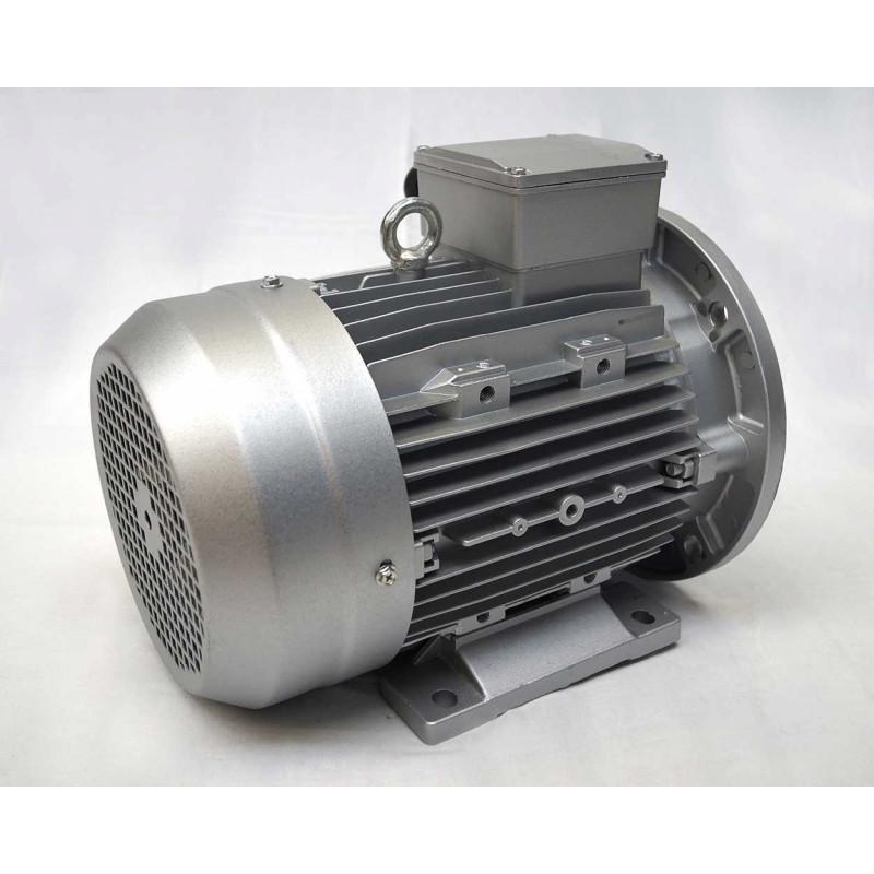 Moteur électrique 230/400V, 4Kw, 3000 tr/mn - B35