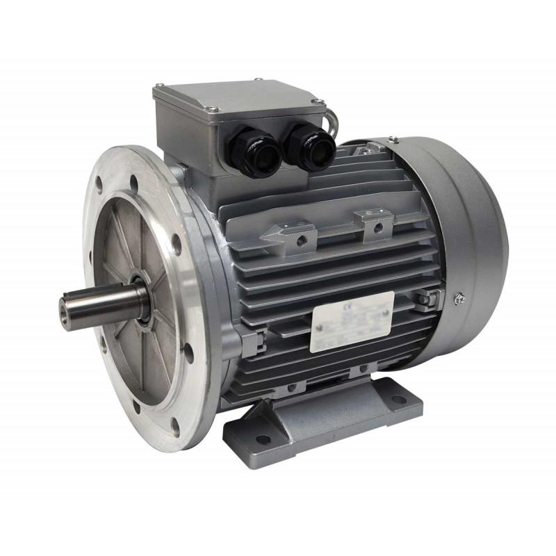 Moteur électrique 230/400V, 5.5Kw, 3000 tr/min -B35