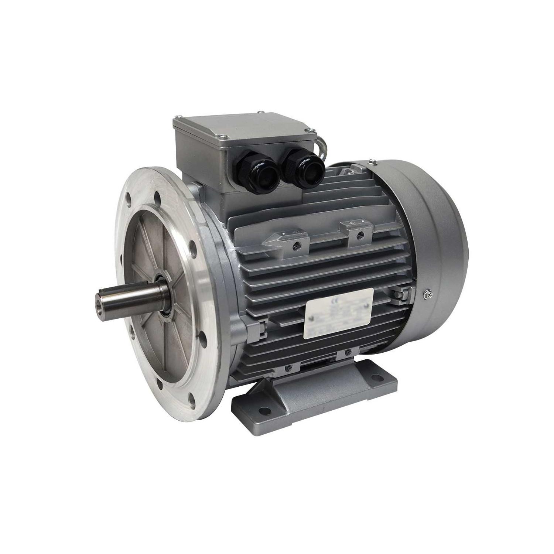 Moteur électrique 400/700V, 5.5Kw, 3000 tr/min -B35