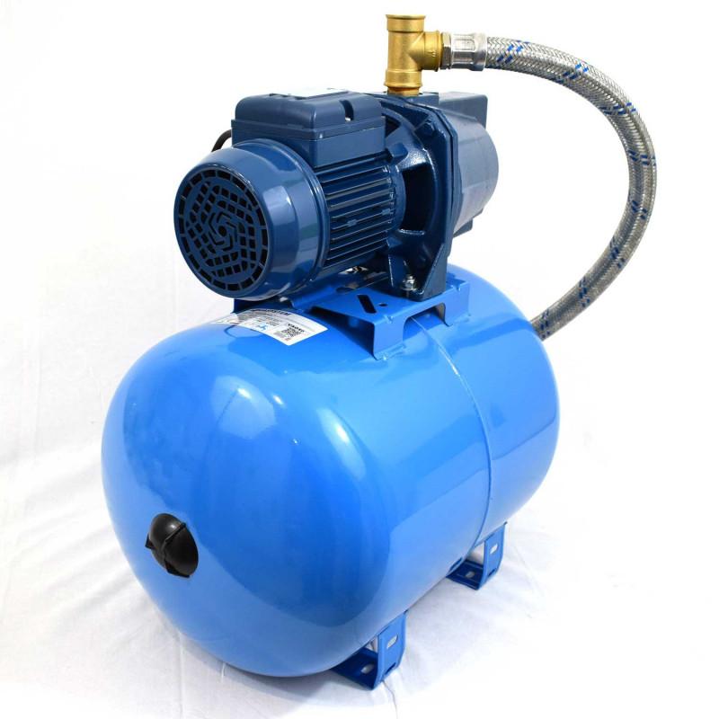 Pompe avec surpresseur 24L - gros débit - 230V