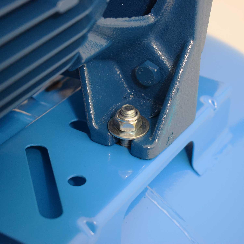Pompe avec surpresseur 80L - gros débit - 230V