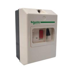 Disjoncteur magnéto-thermique 4A à 6.3A