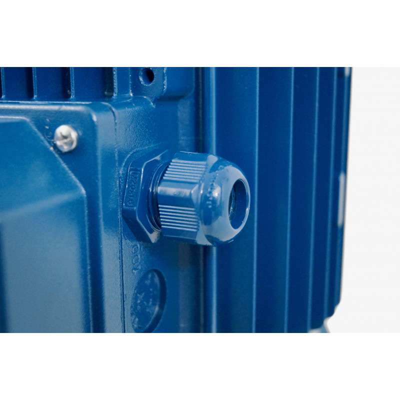 """Pompe multicellulaire 380V 3.3Kw/4.5cv vert. """"In-Line"""""""
