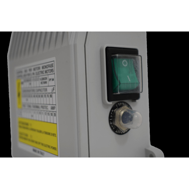 Coffret de démarrage pompe de puit 0.55Kw - 230V