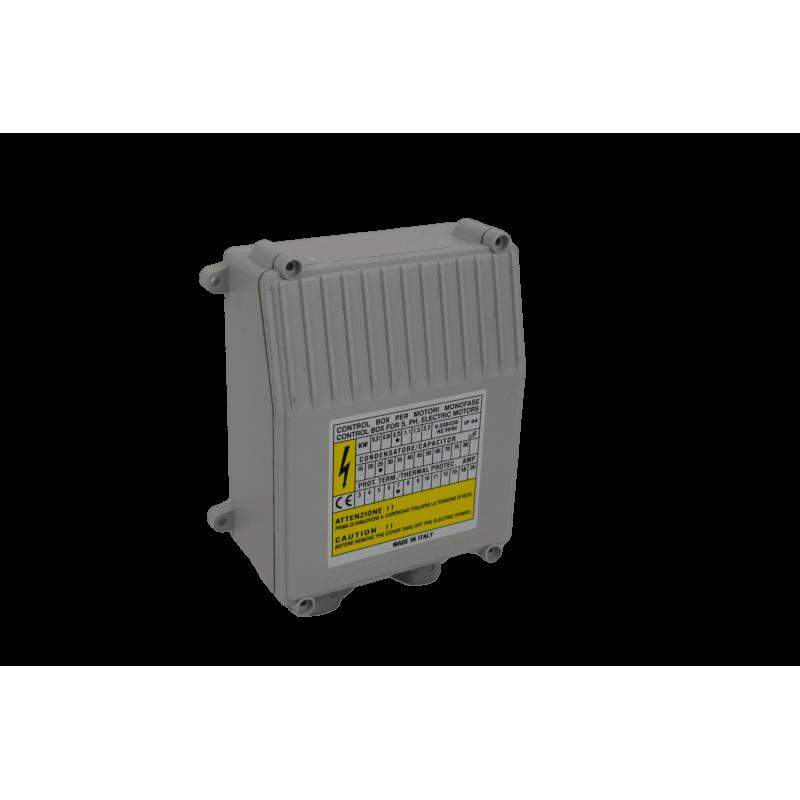 Coffret de démarrage pompe de puit 1.1Kw - 230V