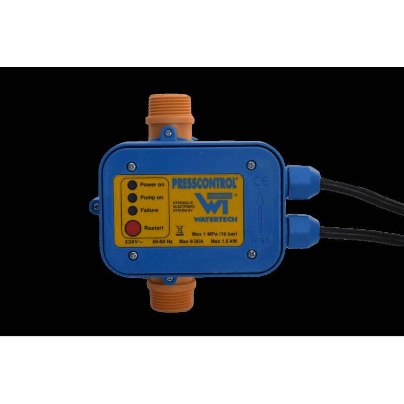 Presscontrol - Régulateur de pression 1.5 bars câblé