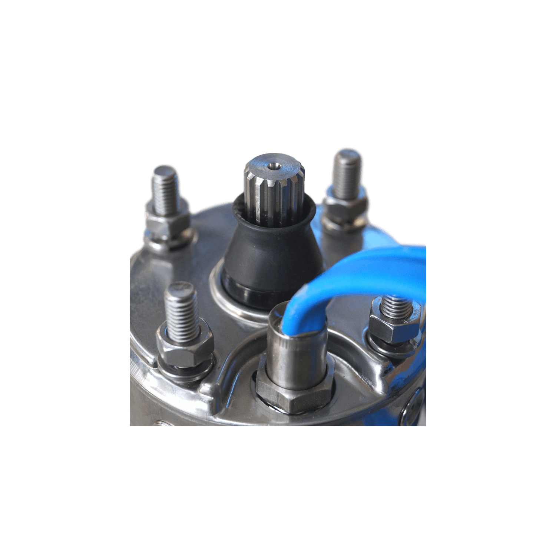 """Pompe immergée 4"""" 3kW/4cv - gros débit"""