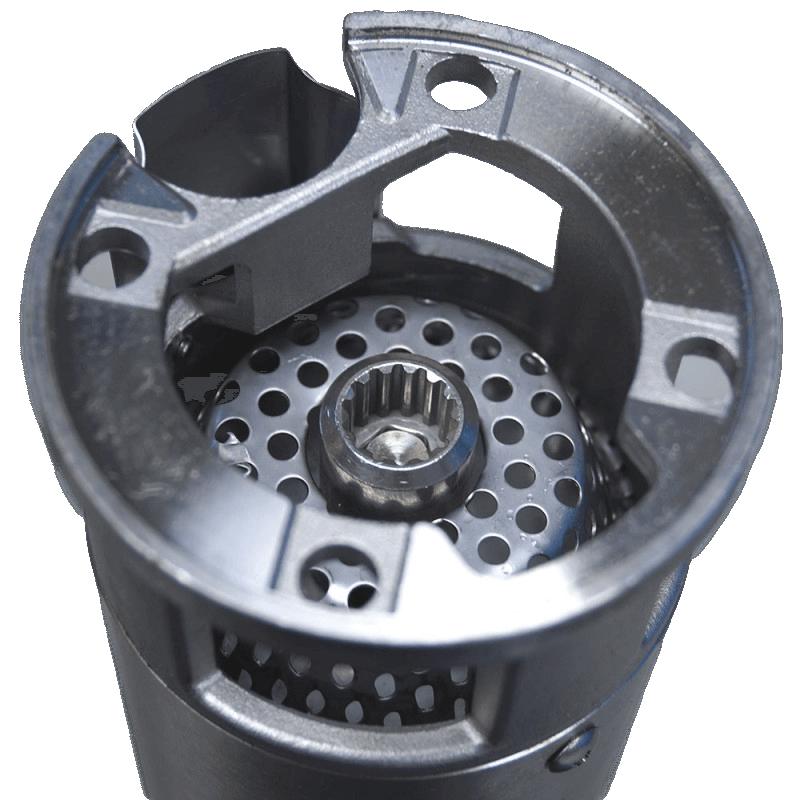 "Pompe immergée 4"" - 0.55kW/0.75cv - 380V"