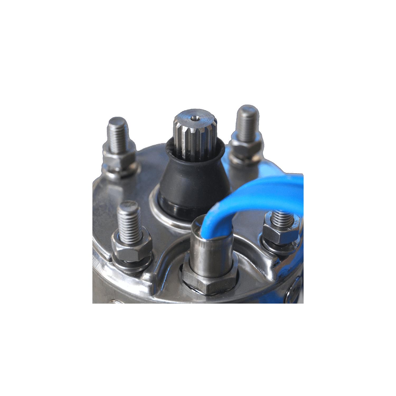 "Pompe immergée 4"" 1.1kW/1.5cv - 380V"
