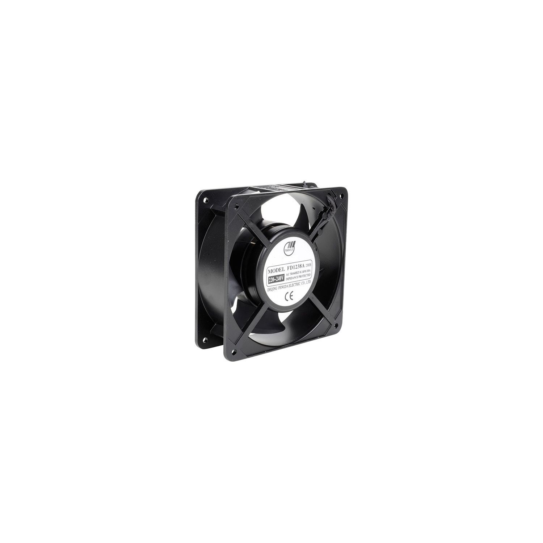 Ventilateur axial silencieux FD Carré 80x25