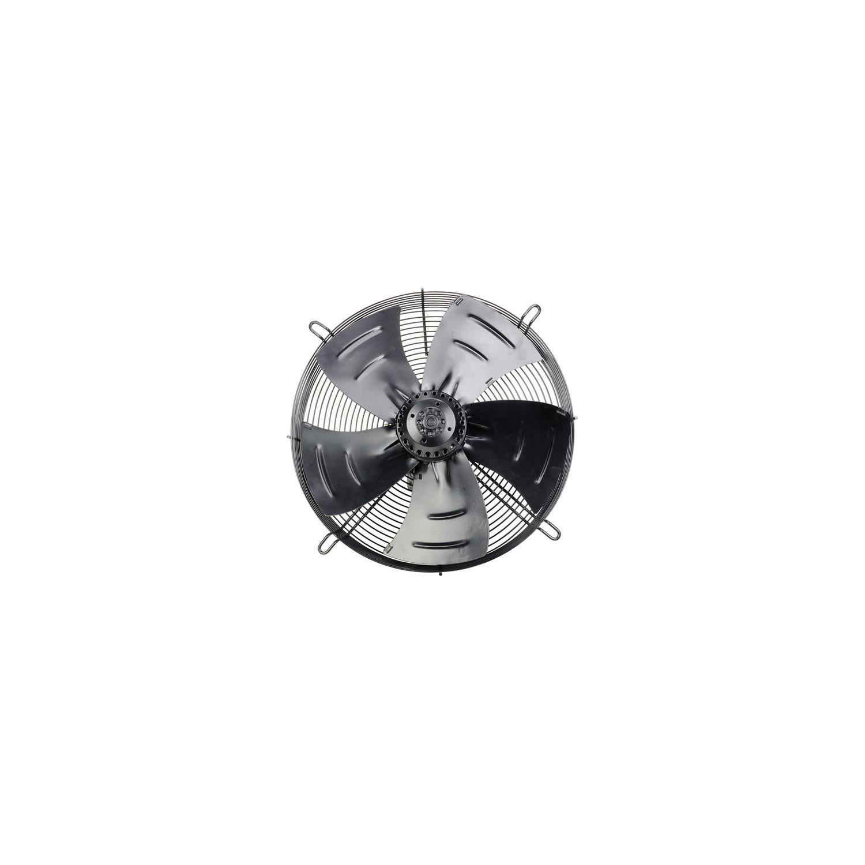Groupe Moto-Ventilateur Hélicoïde à rotor extérieur-sans platine Ø550-4M Rotation A