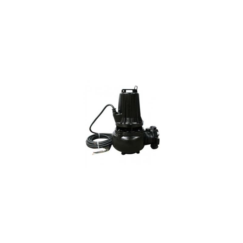 Pompe eau chargée 380V 3Kw/4cv à roues vortex