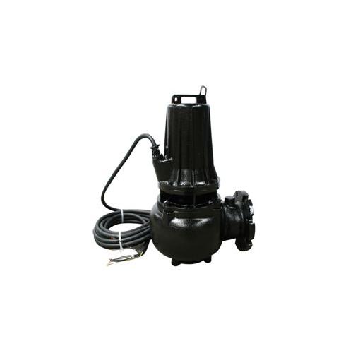 pompe eau charg e 380v 5 5kw roues monocanale. Black Bedroom Furniture Sets. Home Design Ideas