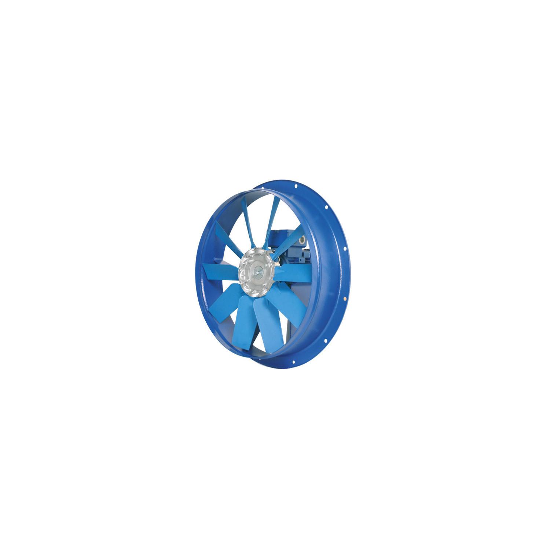Ventilateur  axial, platine métallique HBA Ø80T63 400 V Triphasé