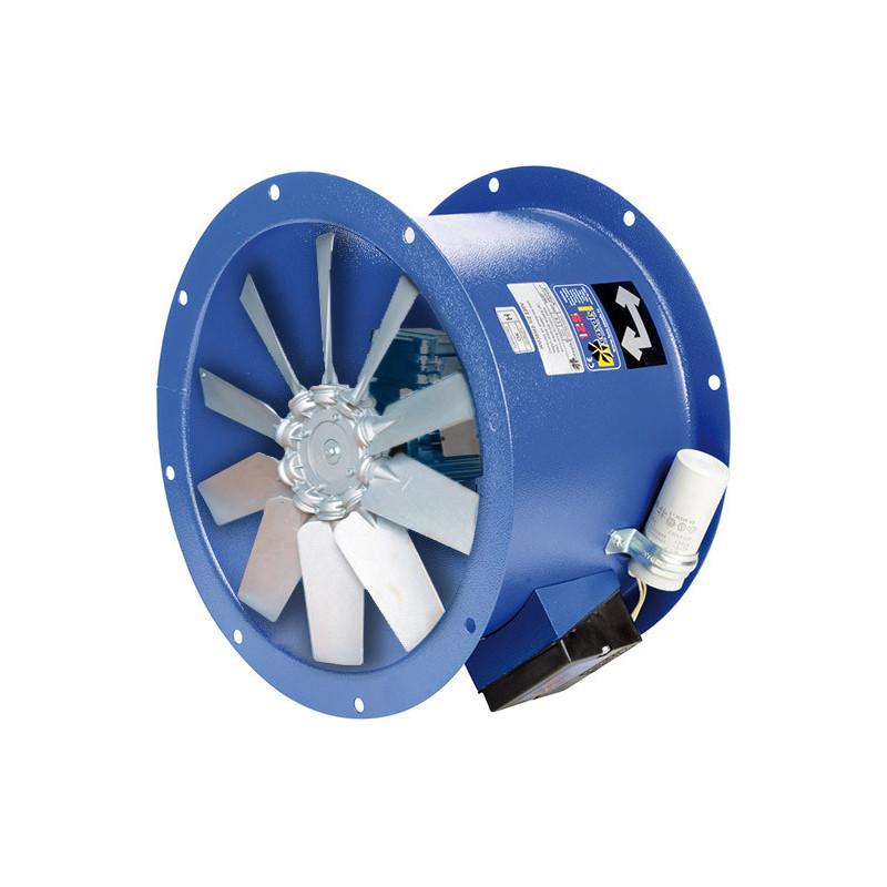 Ventilateurs axiaux tubulaires HMA Ø100T4 10