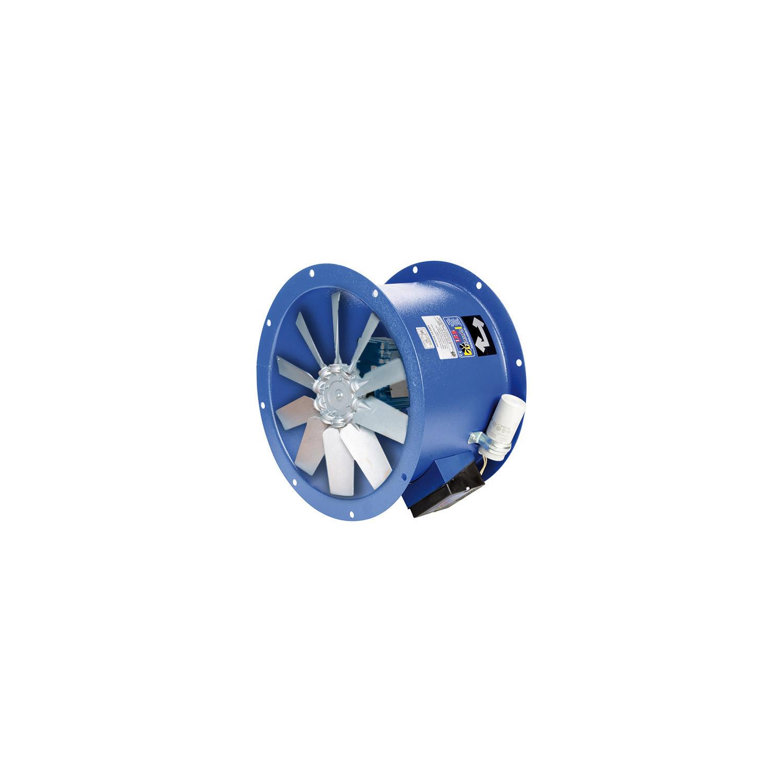 Ventilateurs axiaux tubulaires HM Ø80T6 1