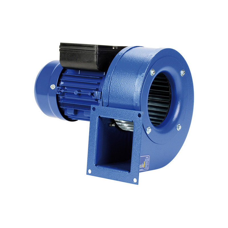 Ventilateur centrifuge turbine à action MB Ø208T215