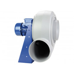 Ventilateur polyprolène pour vapeurs corrosives P Ø25T2